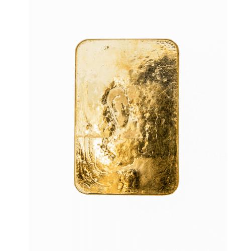 Lingotto Global Oro in oro puro fuso da 200 Grammi