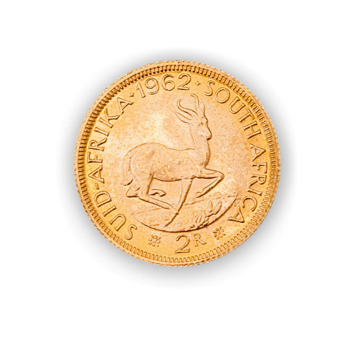 2Rand d'oro retro